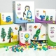 ویژگی های جعبه های بسته بندی اسباب بازی