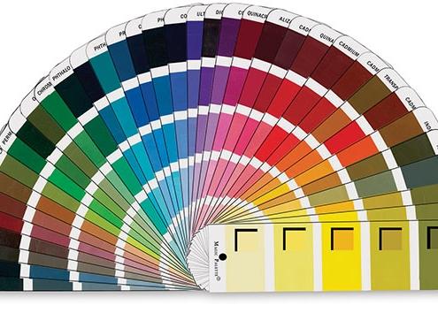 تطبیق رنگ در چاپ چیست و چگونه کار می کند؟