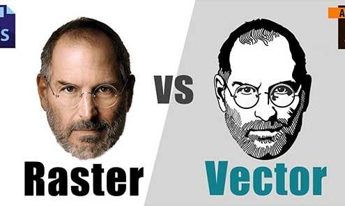 رستر بهتر است یا وکتور؟